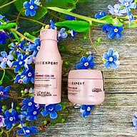 Bộ Kit dầu gội xả (hoặc ủ) giữ màu tóc nhuộm L oreal Série Expert Vitamino Color A-OX Color Radiance Protection 100ml thumbnail