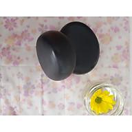 Combo đá massage Madala hỗ trợ thải độc gan và hỗ trợ giảm mỡ bụng loại lớn thumbnail