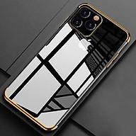 Ốp lưng cho iPhone 11 Pro (5.8) hiệu j-CASE Tpu viền màu - Hàng nhập khẩu thumbnail