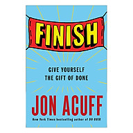Finish Give Yourself The Gift Of Done thumbnail