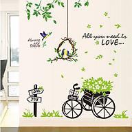 Decal dán tường Hình dán trang trí Always forever XC1703-AY722 thumbnail