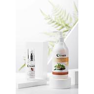 Combo sữa tắm và serum giúp ngăn ngừa mụn, viêm nang lông Cita Herb thumbnail