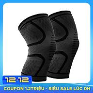 Bộ đôi bó gối đàn hồi bảo vệ khớp Aolikes AL7718 thumbnail