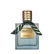 Nước Hoa LONKOOM PARFUM Romantic OUD Green) perfume for men EDT Leather Fragrance 100ml thumbnail