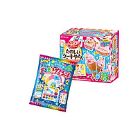 Combo 2 hộp kẹo popin cookin đồ chơi ăn được gồm thế giới sắc màu + làm kem diệu kỳ thumbnail