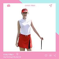 Set chân váy và áo golf nữ trang phục thể thao cao cấp thumbnail