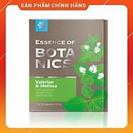 Viên uống thảo dược -Essential Botanics Valerian & Melissa-Giảm căng thẳng,hỗ trợ giấc ngủ thumbnail