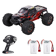 X-04 1 10 RC Car RC Truck 4WD 2.4GHz Off Road RC Trucks 18 Minutes 45km h High-Speed Vehicle Remote Control Car for Kids thumbnail