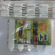 Hàng rào nhựa bé dài 20 cm sét 6 tấm thumbnail
