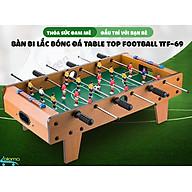 Đồ chơi bàn bi lắc bóng đá Table Top Football TTF-69cm cao cấp thumbnail
