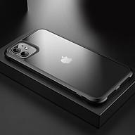 Ốp Hybrid TPU + Acrylic Mate Leeu Design dành cho iPhone 11 _ Hàng Nhập Khẩu thumbnail