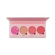 Bảng phấn má Revolution Blush Palette Makeup Obsession Pinky Promise (Bill Anh) thumbnail