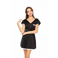 Dreamy VS16 Váy Ngủ Lụa Cao Cấp Tay Ngắn Dáng Suông Trẻ Trung Quyến Rũ thumbnail