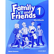 Family and Friends 1 Workbook (British English Edition) thumbnail