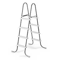 Cầu thang bể bơi INTEX 28066 1m22, Dùng làm cầu thang cho bể bơi khung kim loại thumbnail