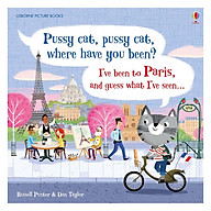 Usborne Pussy cat, pussy cat, where have you been I ve been to Paris and guess what I ve seen... thumbnail