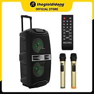 Loa Kéo Bluetooth Mozard L1028K Đen - Hàng chính hãng thumbnail