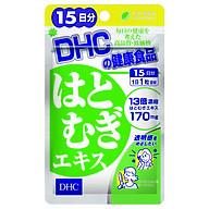 Thực phẩm bảo vệ sức khỏe Viên uống Trắng da DHC Nhật Bản Adlay Extract thumbnail