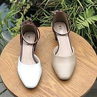 Sandal cao gót, mũi tròn nữ hot trend 2020 trẻ trung năng động 20959 thumbnail