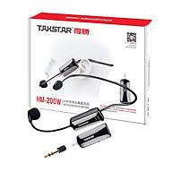 Micro không dây đeo tai TakStar HM 200W - Hàng chính hãng thumbnail