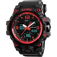 Đồng hồ đeo tay Skmei - 1155BRD - Hàng Chính Hãng thumbnail