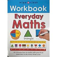 Wipe Clean Workbook Everyday Maths thumbnail