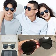 Xiaomi Ts Sunglasses Polarized Pilot Uv400 Protection Glasses Men Women Driving Eyeglasses For Outdoor Travel - Grey thumbnail