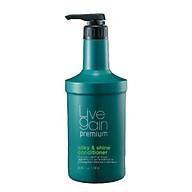 Xả Hấp Giữ Màu Nước Hoa Livegain Premium Silky & Shine Conditioner thumbnail
