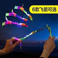 Rocket chong chóng xoay có đèn led thumbnail
