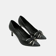 Giày bít nhọn nữ Zelda Star cao gót 6cm - BN0221120 thumbnail