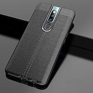 Ốp lưng cho điện thoại OPPO F11 Pro silicon giả da, chống sốc thumbnail