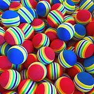 [Combo 50 bóng] tập golf bằng xốp - Q007 Dành cho người mới tập chơi và tập trong nhà, trẻ em, 2 màu ngẫu nhiên thumbnail