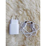 Bộ Sạc Siêu Nhanh Travel Adapter 25W Cổng C To C Dành Cho Samsung Tặng Kèm Popsocket Ngẫu Nhiên Hàng Xịn thumbnail