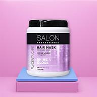 Kem ủ Salon Professional phục hổi tóc hư tổn do tiếp xúc với hóa chất dành cho mọi loại tóc 1000ml thumbnail