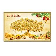 Tranh dán tường phong thủy Cây Tài Lộc trang trí nhà NewTM-0155K thumbnail