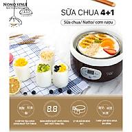 Máy Làm Sữa Chua LOTOR TW-303A - Hàng Chính Hãng thumbnail