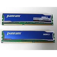 PANRAM DDR3 4GB 1600 tản nhiệt nhôm xanh chuyên game thumbnail