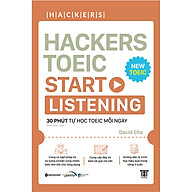 Hackers Toeic Start Listening (30 Phút Tự Học TOEIC Mỗi Ngày) thumbnail