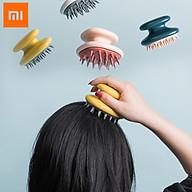 Lược gội đầu bằng silicon Xiaomi Jordan & Judy,Bàn chải mát xa cơ thể,Bàn chải massage da đầu, bàn chải tắm toàn thân thumbnail