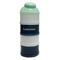 Hộp Chia Sữa 4 Tầng Babymoov BM14740 - Xanh Lơ thumbnail