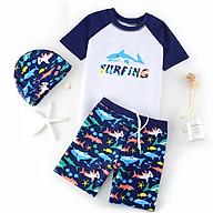 Bộ đồ bơi cá heo cho bé trai 10-33kg thumbnail