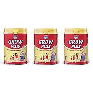 BỘ 3 LON SỮA BỘT VINAMILK DIELAC GROW PLUS 1+ 900G (CHO TRẺ TỪ 1 - 2 TUỔI) thumbnail