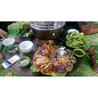 Bếp nướng than hoa ko khói BN300,bếp nướng than hoa nhà hàng, bếp nướng dã ngoại thumbnail