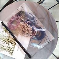 Set 50 dây buộc tóc có túi zip SC06 sang chảnh thumbnail