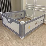 Thanh chắn giường Umoo cao cấp (1 thanh) thumbnail