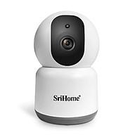 Camera IP SriHome SH038 4.0Mp siêu nét xem màu ban đêm hỗ trợ băng tần 5Ghz - Hàng nhập khẩu thumbnail