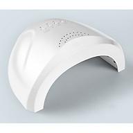 Máy sấy hơ gel sơn móng tay hình vỏ sò - Công nghệ mới LED UV Sun-one thumbnail