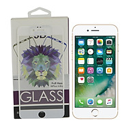 Kính Cường Lực Cho Iphone 6 Plus 6s Plus - Màu Trắng - Full Màn Hình - Hàng Chính Hãng thumbnail