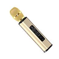 Micrô Hát Karaoke Cầm Tay Kết Nối Bluetooth Phù Hợp Với Các Thiết Bị Có Bluetooth - Hàng Chính Hãng PKCB thumbnail