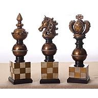 Bộ tượng ba quân cờ trang trí thumbnail